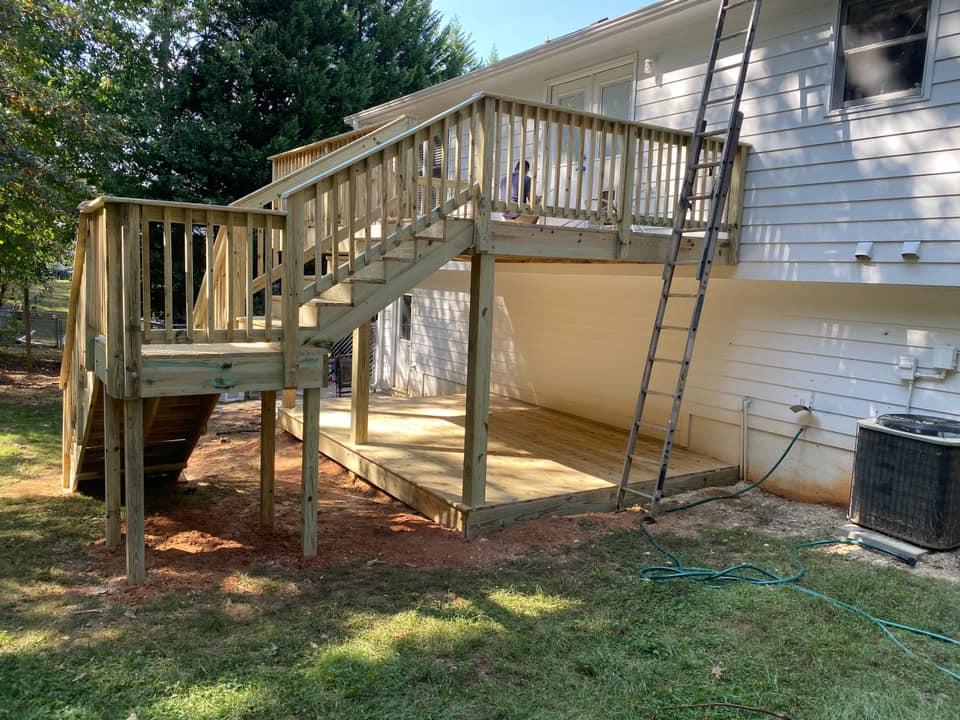 deck rebuild georgia