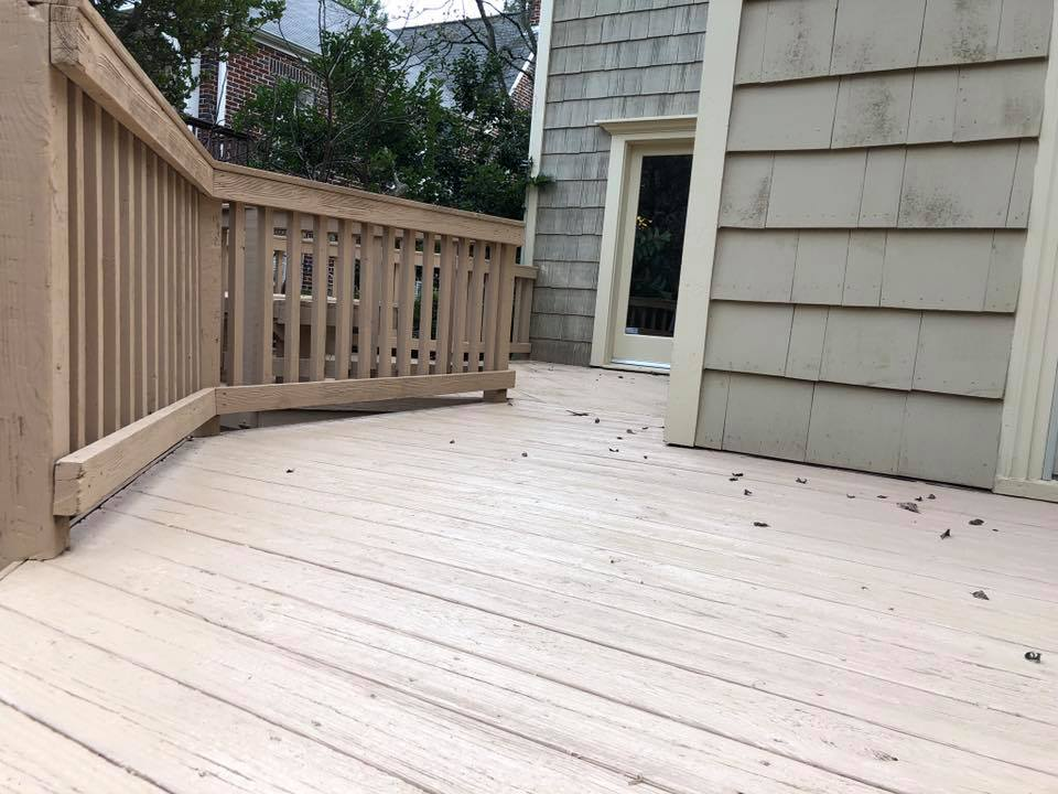 deck staining services ga